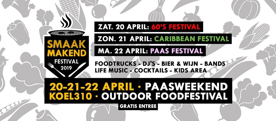 Smaakmakend Festival 2019